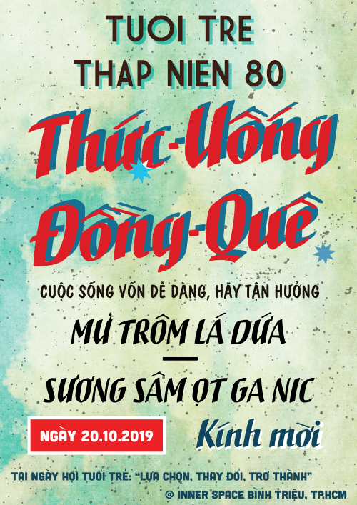 POSTER_THUC UONG DONG QUE_NEW