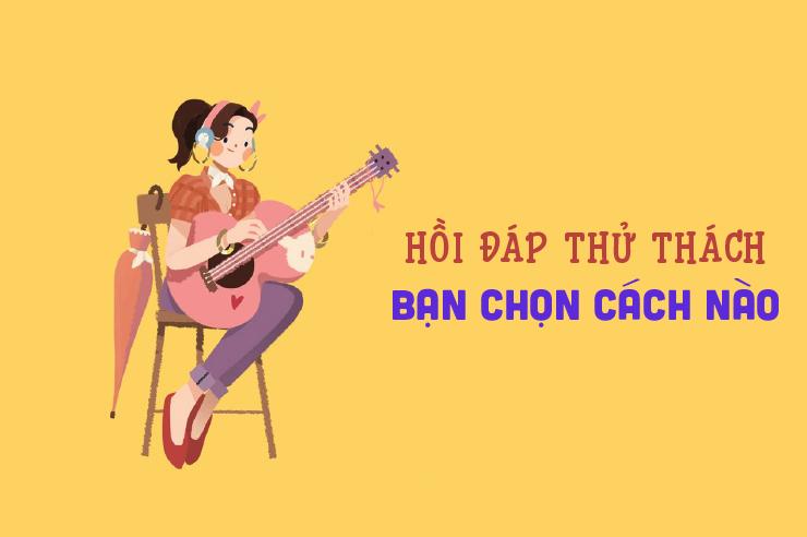 hoi dap thu thach - ban chon cach nao